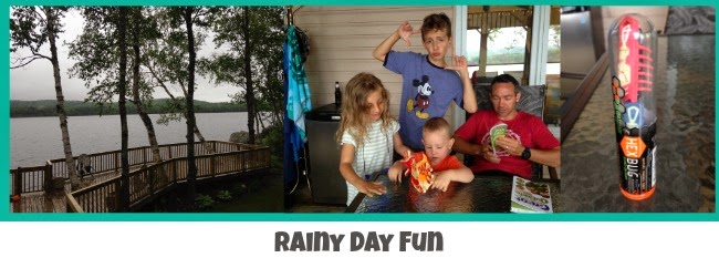 rainy day fun for kids