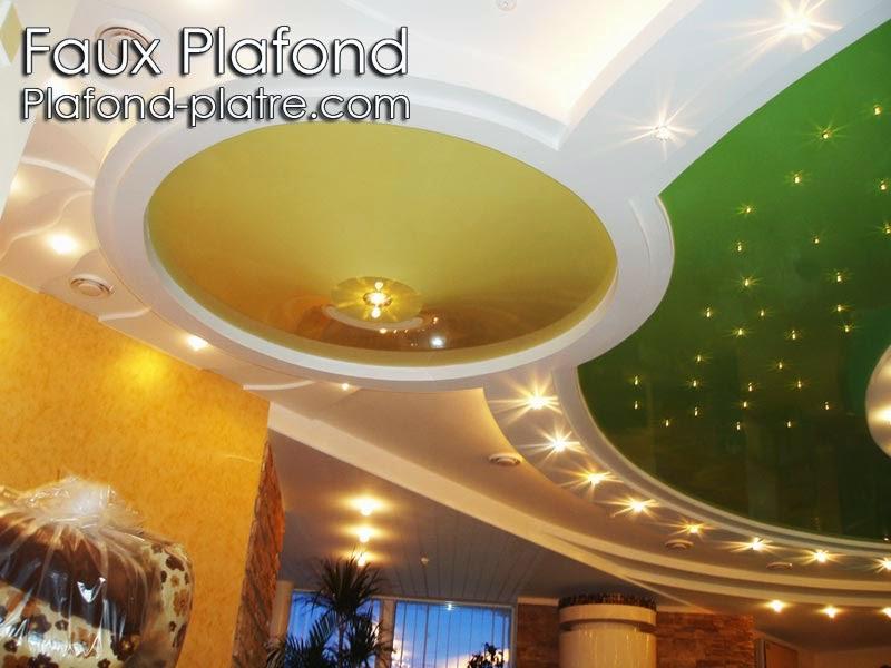 Lovely Design Faux plafond suspendu