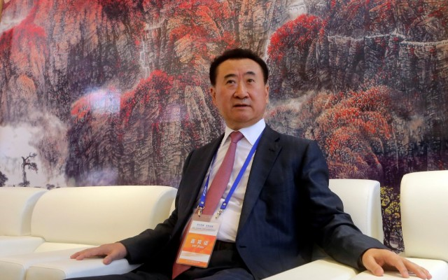 14 Billionaires Who Built Their Fortunes From Scratch - WANG JIANLIN
