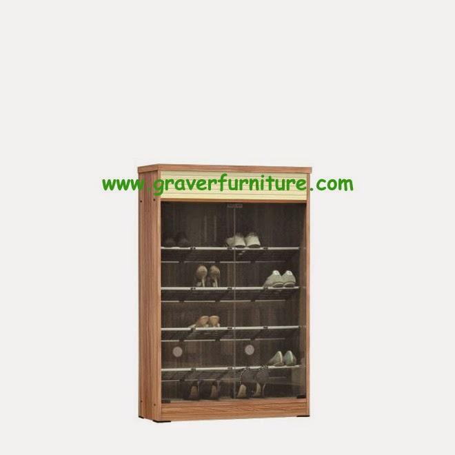 Rak Sepatu SR 2718 Graver Furniture