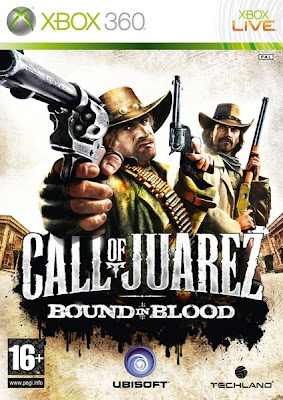 Call of Juarez Bound of Blood (Xbox 360) 2009 Baixar grátis torrent