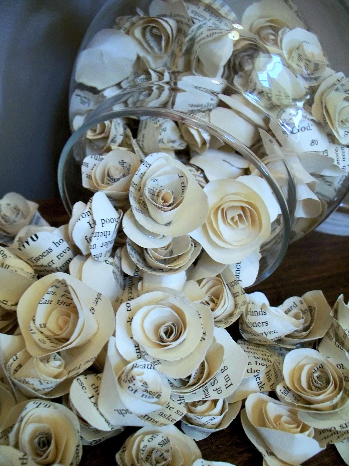 Krista sew inspired vintage paper flower tutorial 134 mini flowers mightylinksfo