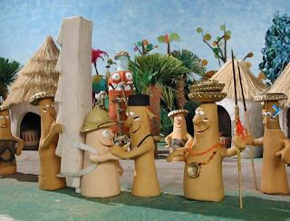 animation pâte à modeler