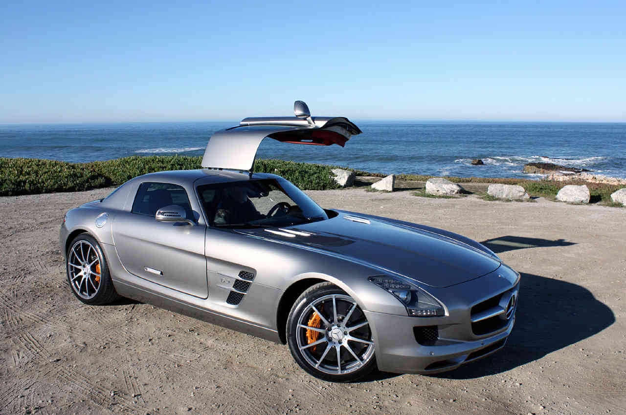 Mercedes benz sls hd wallpapers high definition free for Mercedes benz supercar