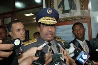 Jefe de la Policía traslada dotación de San Cristóbal
