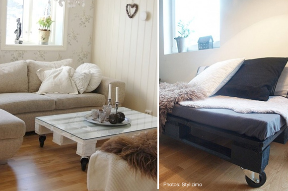 Vintage Finds: New Uses for Old Things | Wooden Pallets