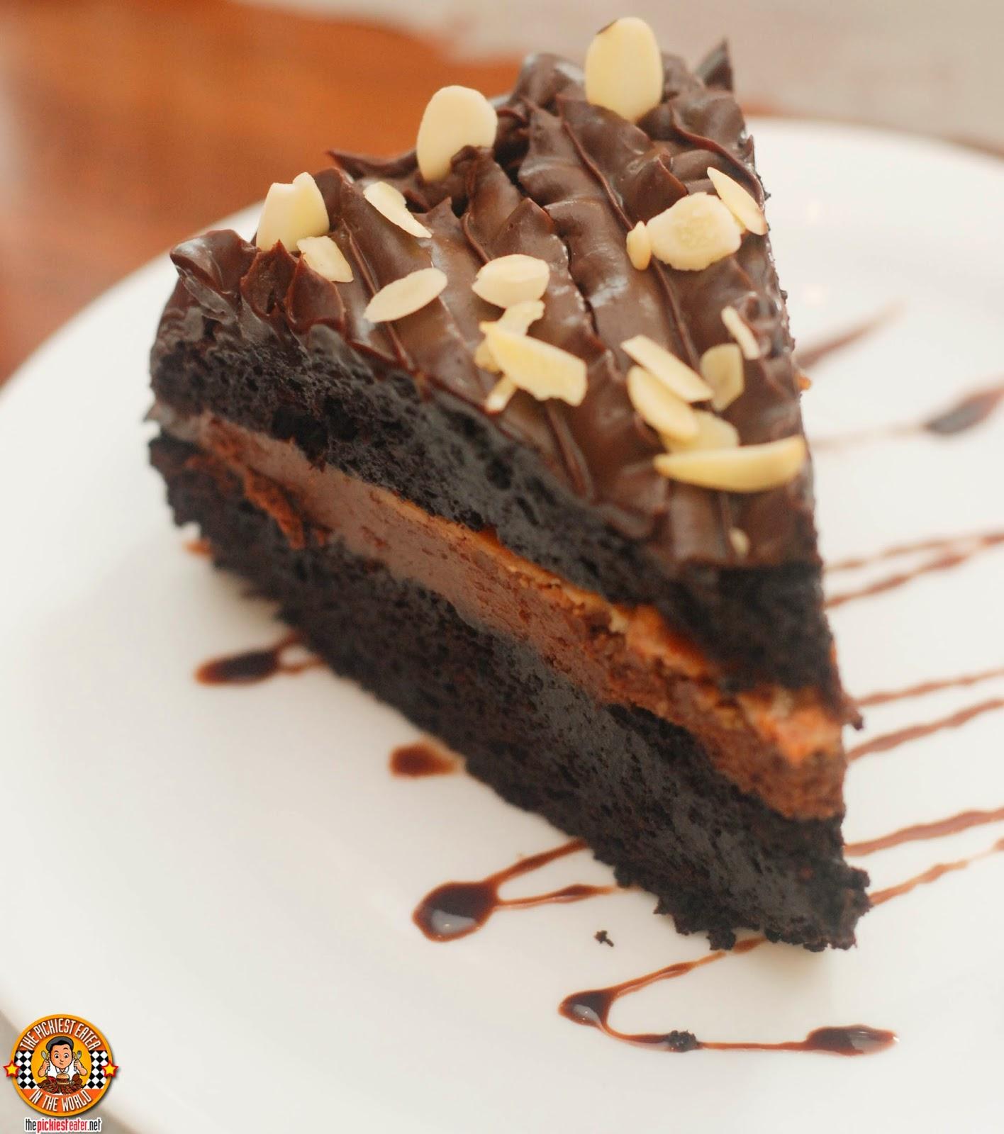 Callebaut chocolate ganache cake recipe