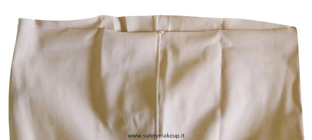 Pupa - Panta Slim. Pantaloncino anticellulite.