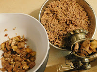Krokiety z mięsem kapusta z grzybami panierowane smażone karczma góralska restauracja menu okolicznościowe komunia urodziny przyjęcie