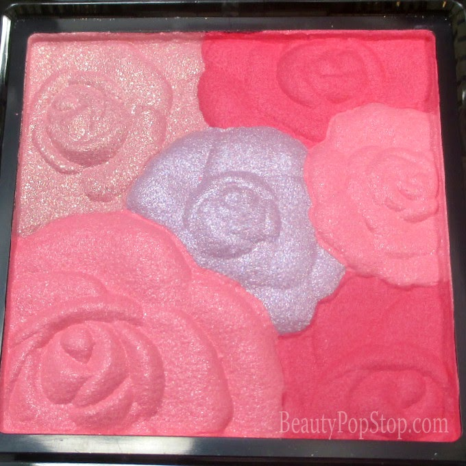 anna sui Rose Cheek Color 303 blush review