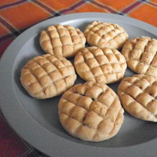 cookies recipe @ http://treatntrick.blogspot.com