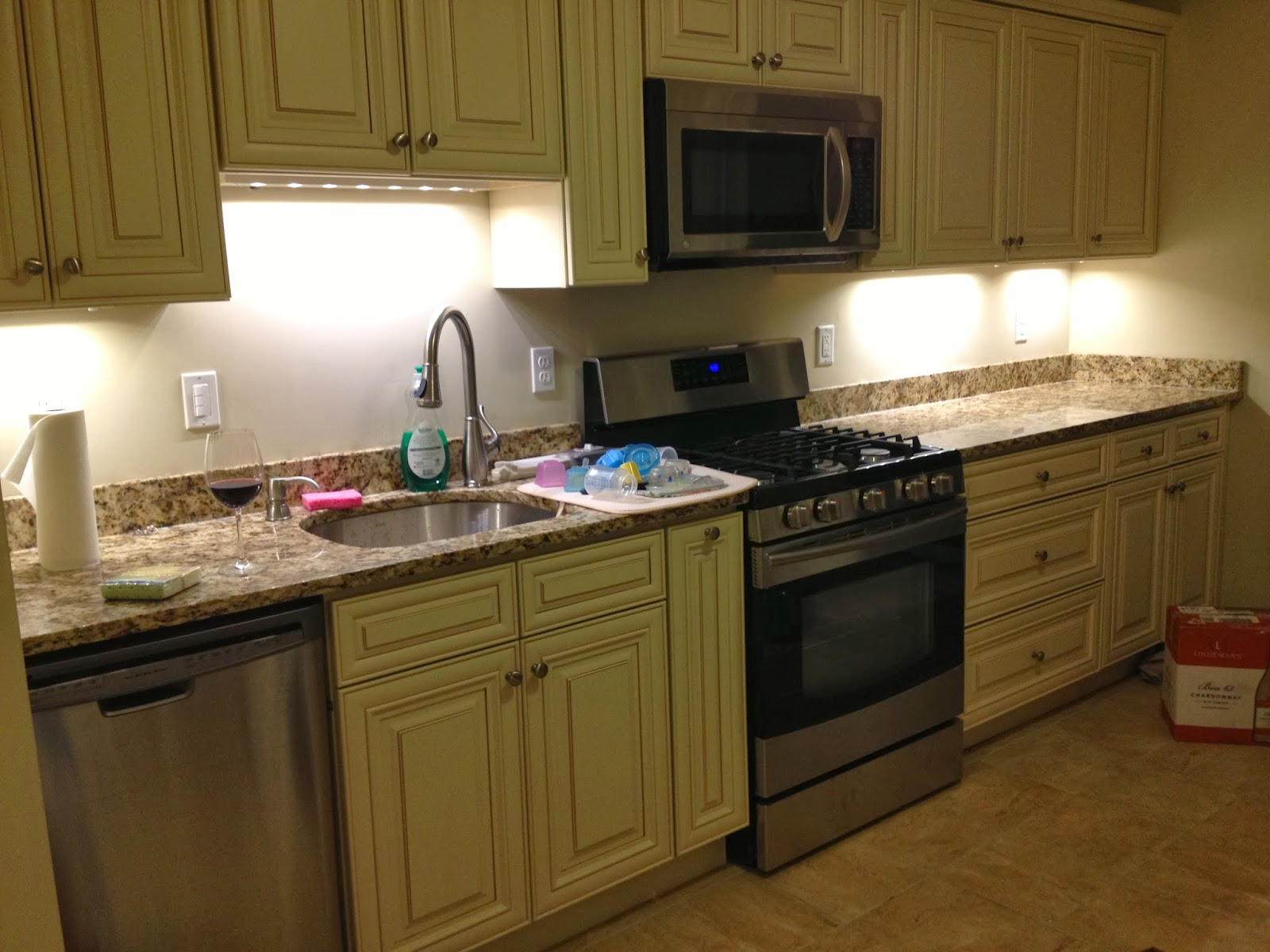 Kitchen Updates A New Nill Before And After Kitchen Updates