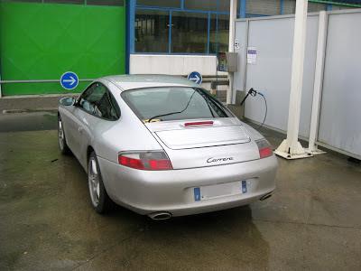 Porsche 911 (996) toute sale