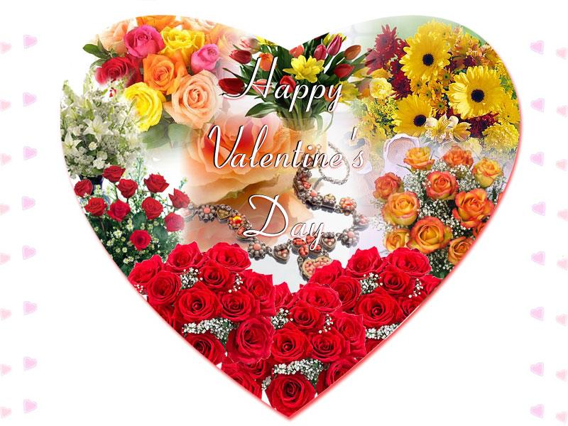Love Wallpapers For Valentine Day 1 : Valentine Day Love Wallpaper:computer Wallpaper Free ...