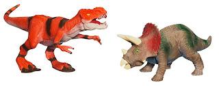 Hasbro Jurassic Park Dino Battlers Set
