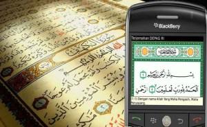 Al-Quran di HP