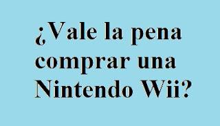 Comprar, Nintendo, Wii, Consola, Tecnología