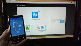 Cara Membuat Hotspot di Laptop Dengan UC Browser Terbaru
