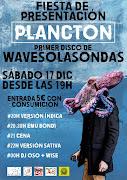 PRESENTACIÓN  PRIMER DISCO!!! PLANCTON