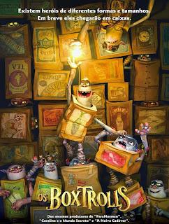 Os Boxtrolls - TS Dublado