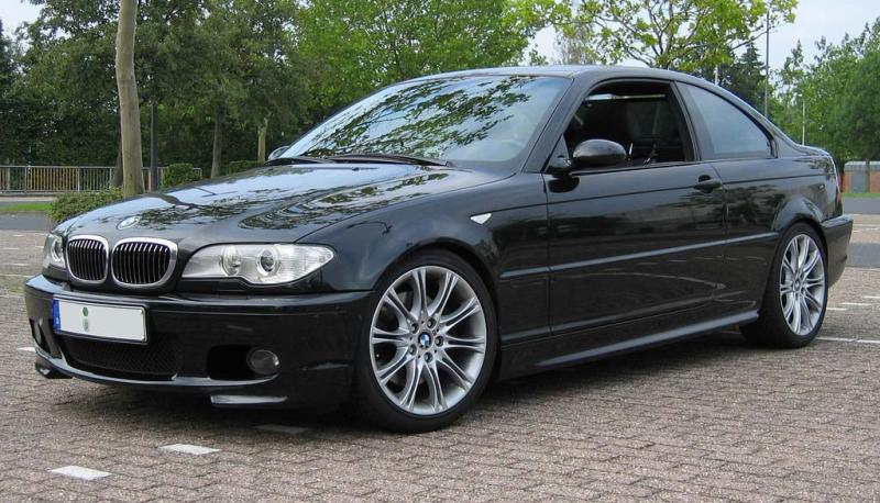 Bmw e46 coupe - YouTube