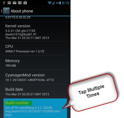 Cara Mengaktifkan USB Debugging Mode di Android