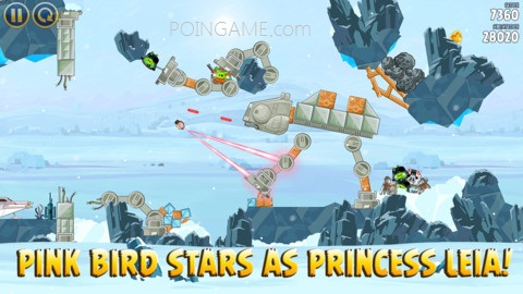 New Angry Birds Star Wars 1.1.0 Full