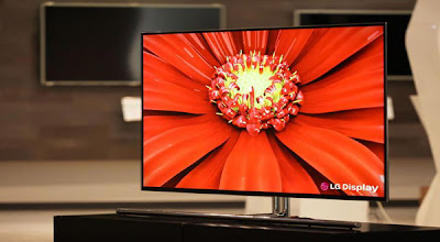 LG Largest OLED TV Panel