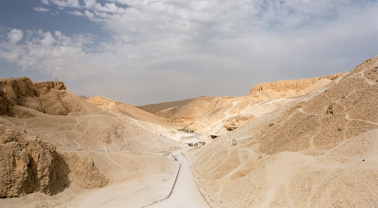 Multiple tombs still hidden in Valley of Kings