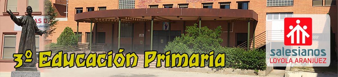 3º Educación Primaria