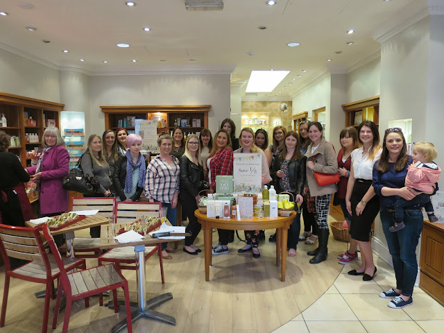 Crabtree & Evelyn 'Garden Celebration' Event Nottingham - Dino's Beauty Diary