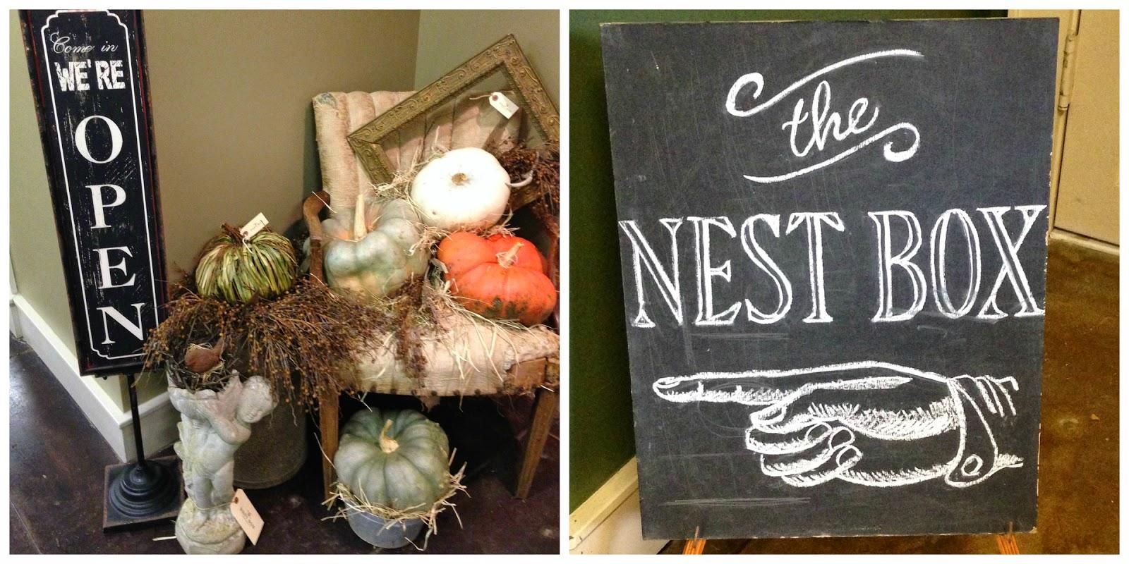 The Nest Box Taylor TX Shop Taylor TX