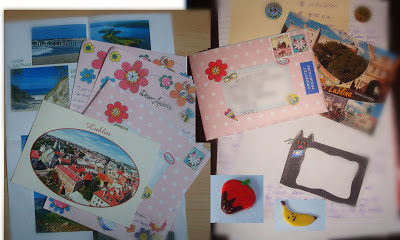 Incoming & Outgoing Mail  #1
