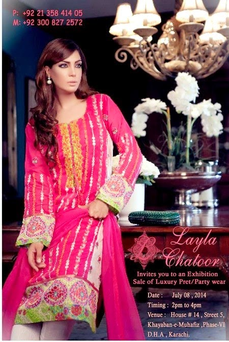 Summer Eid Dress Collection