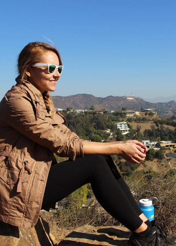 The Steele Maiden: Hollywood Hills with Sunglass Warehouse