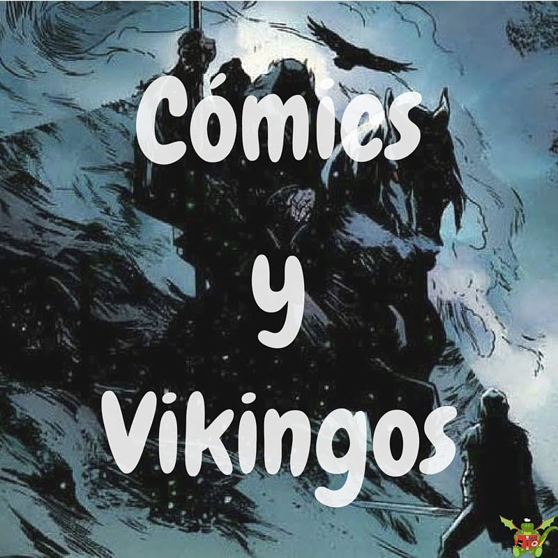 ¡Cómics y Vikingos en Youtube!