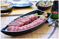 como fazer sashimi de atum