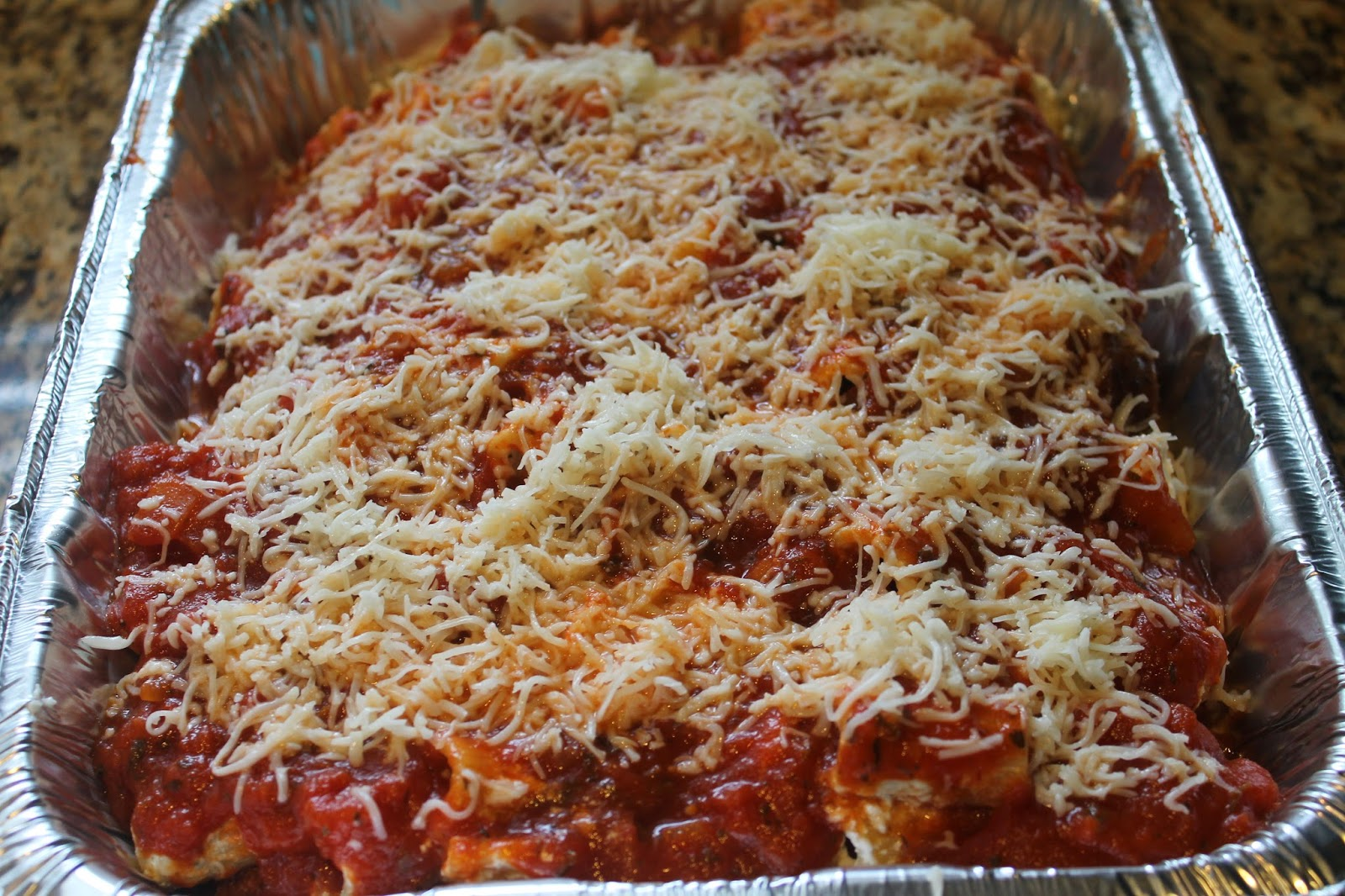Notes from the Nelsens: Baked Rigatoni with Sweet Italian Sausage