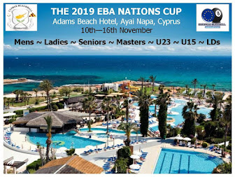 THE 2019 EBA NATIONS CUP OF POOL