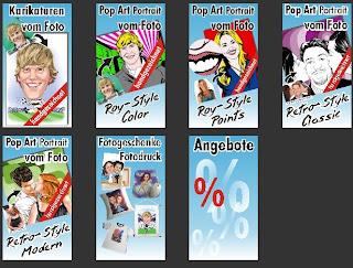 Bild als Karikatur zeichnen Shop kaufen Prokatura testen Produkttester