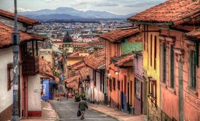 """Predavanje """"Gradovi u knjizevnosti - Bogota"""""""