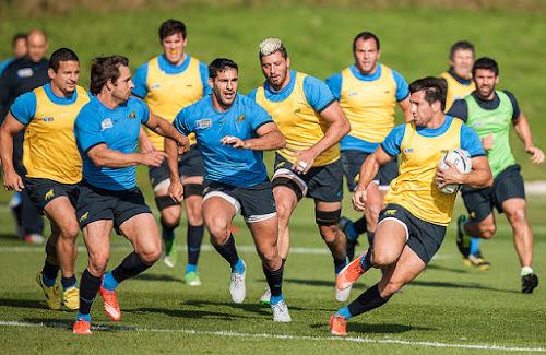 Tonga en el foco de Los Pumas