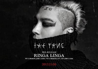 TAEYANG, Ringa Linga