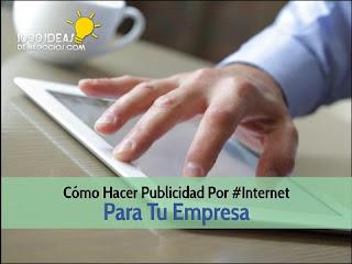 publicidad por Internet para tu empresa