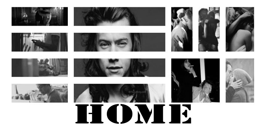 HOME [Harry Styles AU]