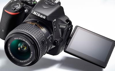 Spesifikasi dan Harga Kamera Nikon D5500 Tahun 2015