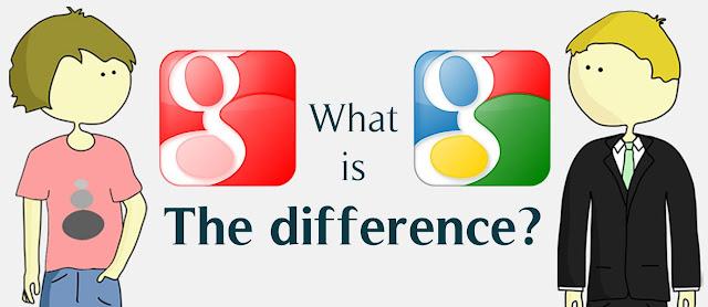 Perbedaan Lucu Antara Google.com dan Google.co.id