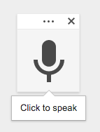 Voice Typing