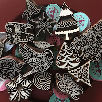 Blockwallah Hand Carved Stamps