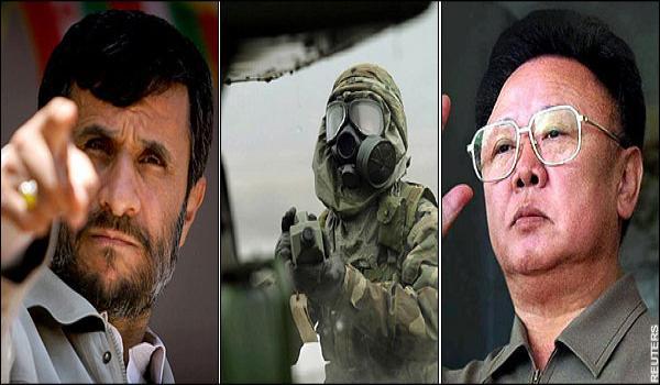 Iran dan Korut